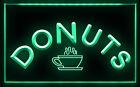 CC026 B Donuts Coffee Enseigne Lumineuse LED Light Sign