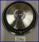 "76 77 78 79 80 81 82 83 84-89 FORD PICKUP TRUCK 15"" HUBCAP HUB CAP GOOD USED 958"