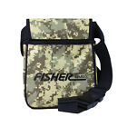 Fisher Metal Detector Camo Finds Pouch with Two Large Pockets and Belt Included