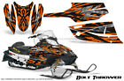 ARCTIC CAT FIRECAT 03-06 SNOWMOBILE GRAPHICS KIT WRAP CREATORX BOLT THROWER O