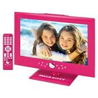 "Hello Kitty 15"" Class 1080p 60Hz LED TV with Remote Control - Pink (KT2215)"