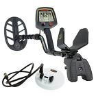 """Fisher F75 Limited Edition Metal Detector 11"""" and 5"""" DD Waterproof Search Coil"""