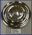 "1954 54 DODGE PICKUP V8 15"" HUBCAP HUB CAP GOOD USED DE 54 WCA"