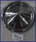 "1957 57 PLYMOUTH (EXC. FURY) 14"" HUBCAP GOOD USED PH 57 WC"