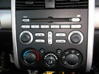 2006 mitsubishi galant complete CD player