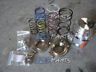 Tial MVS MV-S 38mm V-Band Universal Wastegate Silver ~ All Springs Included