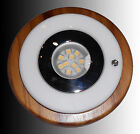 LED BOAT INTERIOR LIGHTS 5 1/2`` DIAMETER, STAINLESS STEEL FIXTURE & SWITCH