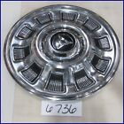 "1969 1970 1971 DODGE CHALLENGER DART 15"" HUBCAP HUB CAP GOOD USED 2881782 342B"