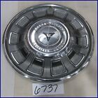 "1969 1970 1971 DODGE CHALLENGER DART 15"" HUBCAP HUB CAP GOOD USED 2881782 342A"
