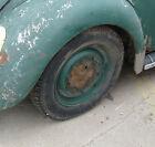 """1953- 1965 Volkswagen Beetle 1955 - 1965 Karmann Ghia Steel Wheel 5 Lug 15"""" X 4"""""""