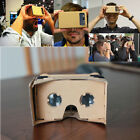 Cardboard Quality 3d VR Virtual Reality Glasses For Google Nexus 4/5,Samsung CIT