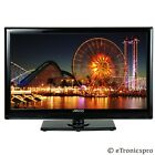 """12V 22"""" LED LCD FULL HDTV 1080P TV / TELEVISION CORD OPERATED AC/DC CAR/RV/BOAT"""
