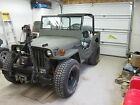 Willys FORD GPW FORD GPW (general purpose willys) Air Force Jeep - recent engine rebuild