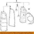 Dodge CHRYSLER OEM 84-88 D150-Tail Lamp Assembly Right 4169004