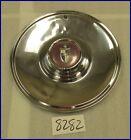 """1956 1957 56 57 LINCOLN 15"""" HUBCAP HUB CAP USED OEM ORIGINAL LN 56-57 WC"""