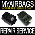 2007 07 LINCOLN TOWN CAR LCM LIGHT CONTROL MODULE LIGHT BOX REPAIR