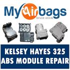 GMC SIERRA 2500 ABS / EBCM COMPUTER MODULE REPAIR REBUILD Kelsey Hayes 325 KH325