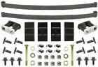 67 68 69 Camaro & Firebird Convertible Mono Leaf Springs & Install Kit OE  USA!