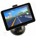 US 5` New Map WinCE6.0 Car Accessory GPS Navigation Touch Screen FM MP3 MP4 4GB