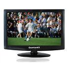 "NEW 13"" LED LCD PORTABLE DIGITAL TV TELEVISION HDTV w/ 12 VOLT CAR CORD AC/DC"