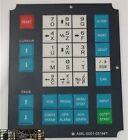 Tracking ID FANUC A98L-0001-0518#T MEMBRANE KEYSHEET KEYPAD KEYBOARD