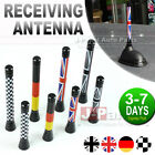 8 STYLES AUTO RECEIVING ANTENNA UNIVERSAL FIT with BENDABLE SUPPORT for ALL CAR