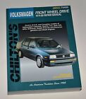 Chilton Volkswagen 1974-89 Front Wheel Drive Repair Manual (8663) 70400