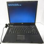 HP Compaq NX6110 15'' Notebook (40GB Intel Celeron M 1GB Windows 7) BROKEN