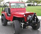 Willys 1942 willys ford gpw full restoration modified