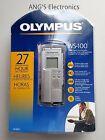 Olympus WS-100 (64 MB, 27 Hours) Handheld Digital Voice Recorder