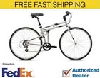 "New 2016 Montague Crosstown 17"" 700cc Folding Bike, Free Shipping"