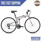 "New 2016 Montague Crosstown 19"" 700cc Folding Bike, Free Shipping"
