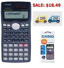Casio FX-991MS Scientific Calculator Fx 991 MS FX991MS 2 Line Display Brand New