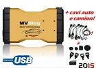 DIAGNOSIS FOR CARS AND TRUCK 2016 USB MVDIAG + CABLE KIT CAR TRUCK + BANK DATA