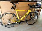 Felt S25 Tri Yellow Bike 56cm