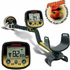 """Fisher Gold Bug Pro Metal Detector with 5"""" DD Double-D Coil and 5 Year Warranty"""