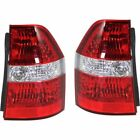 New Tail Lights Lamps Set of 2 Driver & Passenger Side AC2800111, AC2801111 Pair