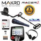 Nokta Makro Racer 2 Detector Standard Package with Makro Pointer Pinpointer