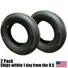 (2) NEW ST20575R15 8 PLY Trailer Tires 75R15 R15 75R 205 75 15