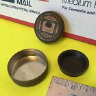 Edelmann wheel cylinder cup, 1 3/8 inch.     Item:  3481