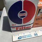 Import cars, GM,  and Rambler oil filter, Penray PH-7, NOS.   Item:  4209
