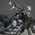 Harley Davidson FXSTSB Bad Boy decals, turquoise, # 1251