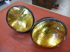 30 's 40 's Chevy Packard Dodge Plymouth Nash Dietz Fog Light Lamp Pair 809