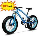 7/21/24/27 Speed 20''/26'' Fat Bike/Snow Bike,4.0 Width Wheel bikecycle,10% off