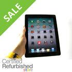 Apple iPad 16GB Black 9.7in Wifi Tablet | 2nd or 4th Generation (Retina Display)