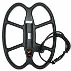 """Detech 12x10"""" S.E.F. Butterfly Search Coil for Minelab E Series Metal Detector"""