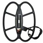 "Detech 15 x12"" S.E.F. Butterfly Search Coil for Minelab E Series Metal Detector"
