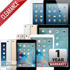 Apple iPad | Air,mini,2,3,4,Pro | WiFi Tablet | 1-Year Warranty | Grade A Units
