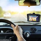 "4.3"" Touch Screen Motorcycle GPS Navigator Nav Waterproof Bluetooth 8GB Free Map"