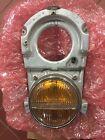NOS Mercedes 600 SWB / LWB W100 M100 PullmanHead Light Bucket with turn signal